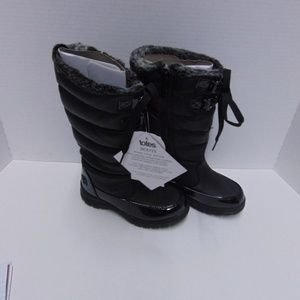 Totes Kids Hollie Waterproof Snow Boots Sz 12M